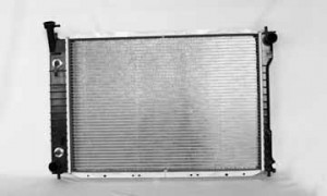 1993-1995 Nissan Quest Radiator