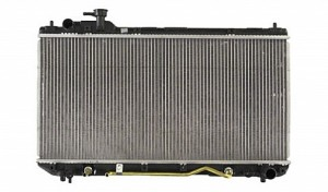 2001-2003 Toyota RAV4 Radiator (with A/C)