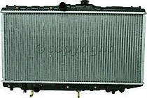 1989 - 1992 Geo Prizm Radiator (Inlet Center) Replacement