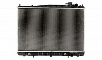 1998 - 2004 Nissan Frontier Radiator (2.4L / 3.3L / Automatic)
