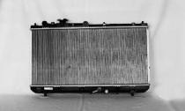 1999 - 2000 Mazda Protege Radiator Replacement