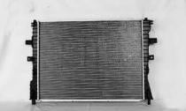 2002 - 2005 Ford Crown Victoria Radiator