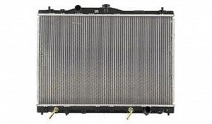 1992-1996 Honda Prelude Radiator (2.2L / S / Automatic)