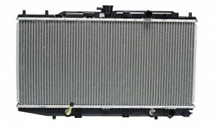 1988-1991 Honda Civic KOYO Radiator C886