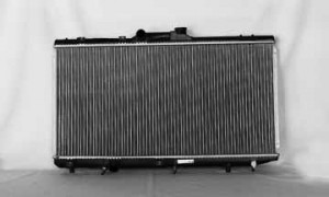 1993-1997 Geo Prizm Radiator