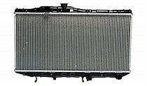 1987 - 1991 Toyota Camry Radiator Replacement