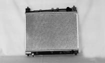 2000 - 2005 Toyota Echo Radiator [Automatic]