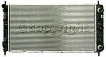 2004 - 2006 Chevrolet (Chevy) Malibu Radiator