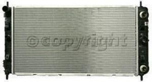 2005-2006 Pontiac G6 Radiator
