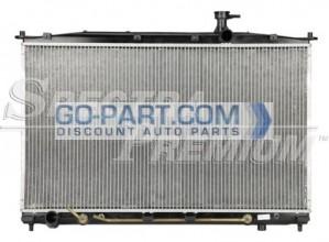 2007-2009 Hyundai Santa Fe Radiator (2.7L V6)
