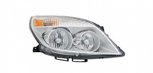 2007-2007 Saturn Aura Headlight Assembly - Right (Passenger)