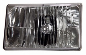 1993-1998 JEEP GRAND CHEROKEE HEADLIGHTS (PAIR) CRYSTAL  (CG Distribution)
