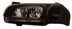 2000-2001 NISSAN MAXIMA CRYSTAL HEADLIGHTS (PAIR) BLACK   (Anzo USA)