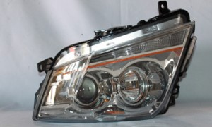 2008-2011 Cadillac CTS Headlight Assembly - Right (Passenger)