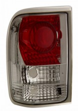 1993-1997 FORD RANGER TAIL LIGHTS (PAIR) CHROME  (Anzo USA)