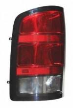 2007-2010 GMC Sierra Pickup Tail Light Rear Lamp - Left (Driver)