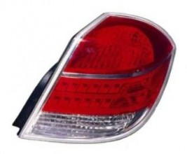 2007-2009 Saturn Aura Hybrid Tail Light Rear Lamp - Right (Passenger)