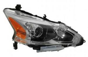 2013-2013 Nissan Altima Headlight Assembly - Right (Passenger)