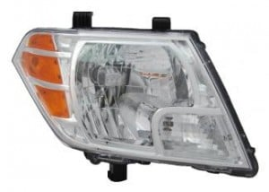 2009-2011 Nissan Frontier Pickup Headlight Assembly - Right (Passenger)