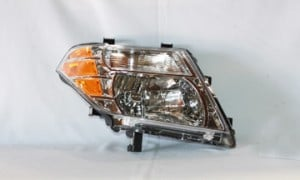 2008-2011 Nissan Pathfinder Headlight Assembly - Right (Passenger)