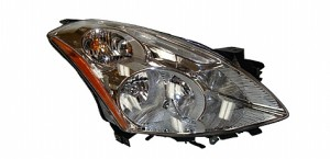 2010-2011 Nissan Altima Headlight Assembly (Sedan / HID) - Right (Passenger)