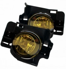 2010-2013 NISSAN MAXIMA FOG LIGHTS (YELLOW)  (Anzo USA)