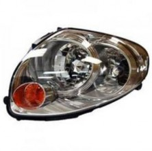 2005-2005 Infiniti G35 Headlight Assembly - Left (Driver)