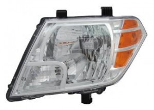 2009-2014 Nissan Frontier Pickup Headlight Assembly - Left (Driver)