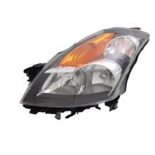 2008-2009 Nissan Altima Headlight Assembly - Left (Driver)