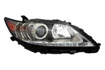 lexus es350 headlight lens