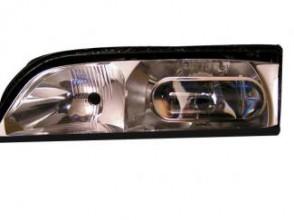 2001-2003 Infiniti QX4 Fog Light Lamp - Right (Passenger)