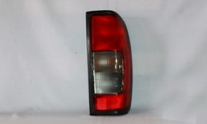 2000-2001 Nissan Frontier Tail Light Rear Lamp (2WD / King Cab) - Right (Passenger)