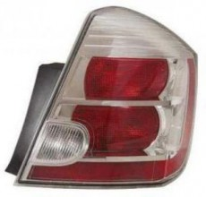 2010-2011 Nissan Sentra Tail Light Rear Lamp - Right (Passenger)