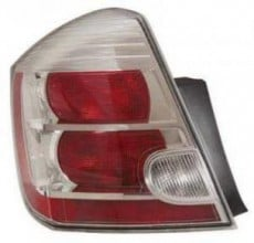 2010-2012 Nissan Sentra Tail Light Rear Lamp (Base / S / SL) - Left (Driver)