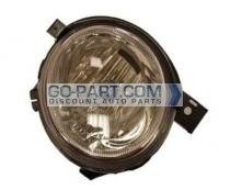 2003-2003 Kia Optima Headlight Assembly - Right (Passenger)