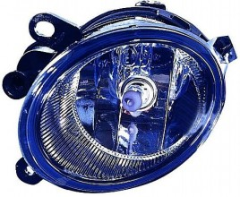 2005-2008 Audi A6 Fog Light Lamp - Left (Driver)
