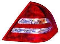 2005 - 2007 Mercedes Benz C320 Rear Tail Light Assembly Replacement / Lens / Cover - Right (Passenger)