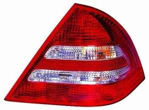2005-2007 Mercedes Benz C320 Tail Light Rear Lamp - Right (Passenger)