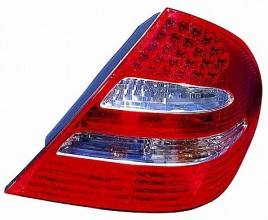 2003-2006 Mercedes Benz E55 Tail Light Rear Lamp - Right (Passenger)