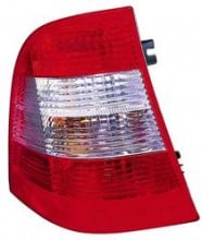2005 Mercedes Benz ML350 Rear Tail Light Assembly Replacement (without Special Edition) - Left (Driver)
