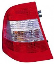 2005 Mercedes Benz ML500 Rear Tail Light Assembly Replacement (without Special Edition) - Left (Driver)