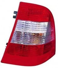 2002 - 2005 Mercedes Benz ML320 Rear Tail Light Assembly Replacement / Lens / Cover - Right (Passenger)