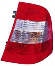 2003 - 2004 Mercedes Benz ML350 Rear Tail Light Assembly Replacement / Lens / Cover - Right (Passenger)