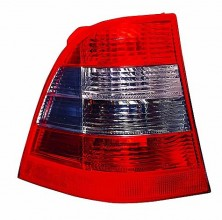 2005-2005 Mercedes Benz ML350 Tail Light Rear Lamp (with Special Edition) - Left (Driver)