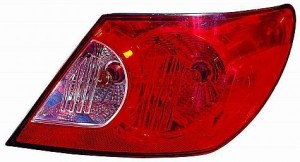 2007-2008 Chrysler Sebring Tail Light Rear Lamp - Right (Passenger)