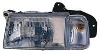 1990 - 1997 Geo Tracker Headlight Assembly - Left (Driver)