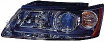 2006-2008 Hyundai Sonata Headlight Assembly - Left (Driver)