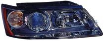 2006 - 2008 Hyundai Sonata Headlight Assembly - Right (Passenger)