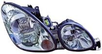 2001 Lexus GS300 Front Headlight Assembly Replacement Housing / Lens / Cover - Right (Passenger)