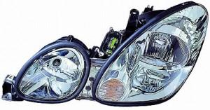 2001-2005 Lexus GS300 Headlight Assembly - Left (Driver)